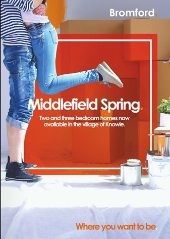 Middlefield Spring brochure cover