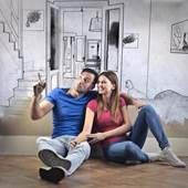 Young couple planning decor small.jpg
