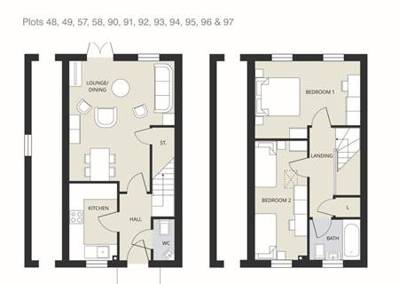 Highfields 2 bedroom home floorplan multiple homes.jpg