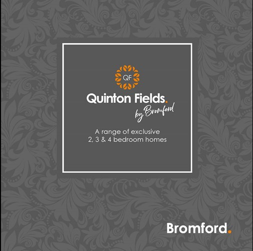 Quinton Fields brochure front cover