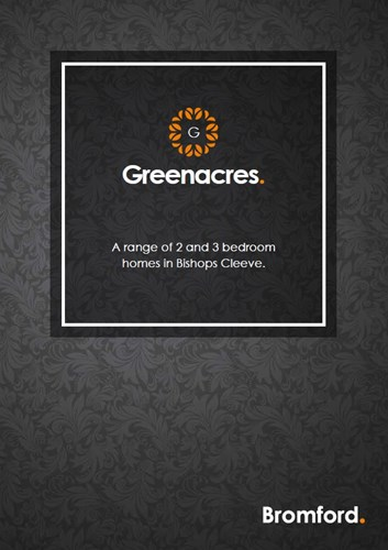 Greenacres Brochure Cover