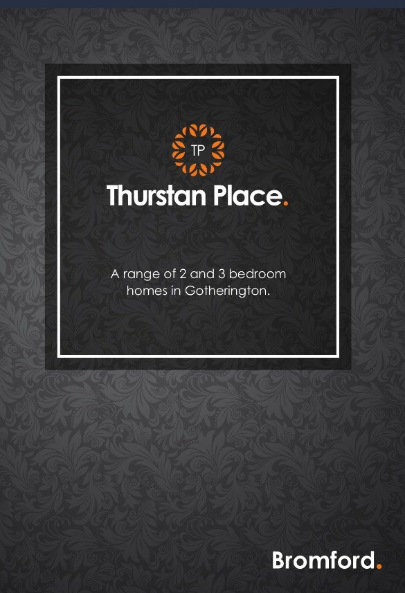 Thurstan Place brochure cover