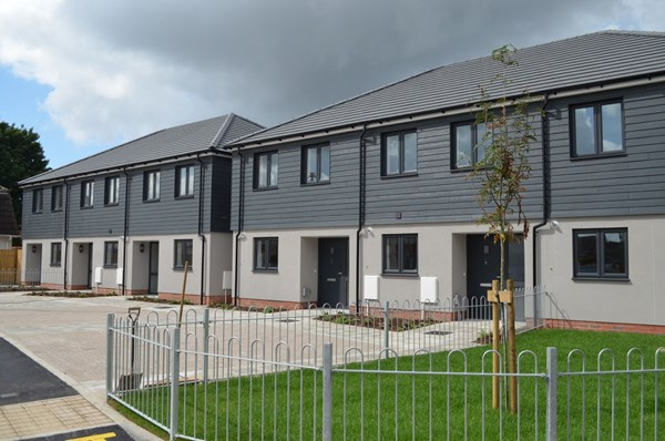 New homes at Rodney Crescent